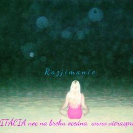 Oceán a meditácia