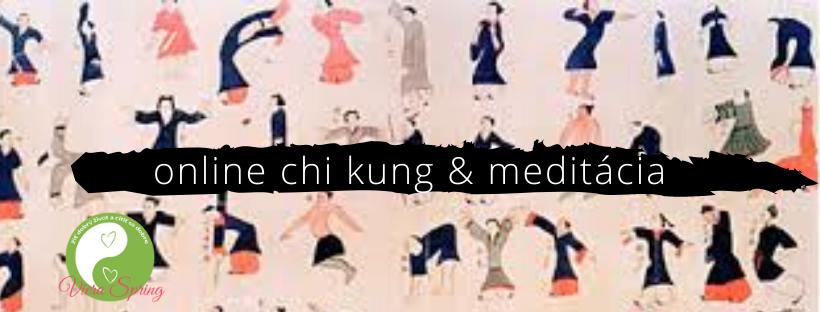 online chikung & meditácia, Viera Spring